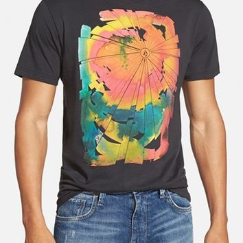Men's Volcom 'Wash Ray' Organic Cotton Graphic T-Shirt,