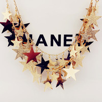 Wishing Upon A Star Necklace from Boutique aMuse