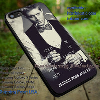 Supernatural Jensen Ackles and Quote iPhone 6s 6 6s+ 5c 5s Cases Samsung Galaxy s5 s6 Edge+ NOTE 5 4 3 #movie #supernatural #superwholock #sherlock #doctorWho dt