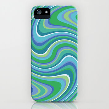 Twist and Shout-Oceania colorway iPhone & iPod Case by Groovity