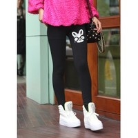 Bunny Glasses Leggings