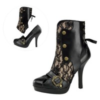 Adult Steamy Steampunk Boots