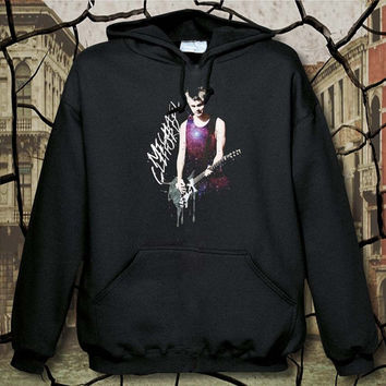 michael clifford 5sos hoodie, hoodie unisex adult, available size S,M,L,XL,XXL