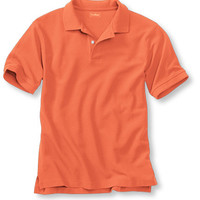 Premium Double L Polo, Traditional Fit Banded Sleeve: Traditional Fit | Free Shipping at L.L.Bean