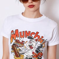 Vintage The Munchies tee