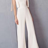 Lincoln Bow Jumpsuit | Moda Operandi