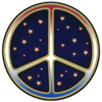 Stars Peace Patch