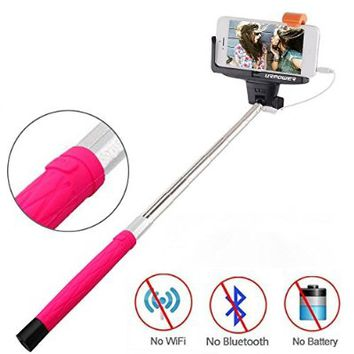 selfie stick urpower extendable wireless from amazon buy now. Black Bedroom Furniture Sets. Home Design Ideas