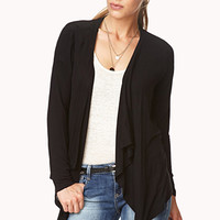 Favorite Draped Front Cardigan