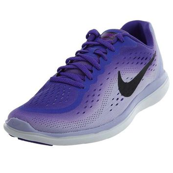 DCCKLO8 NIKE Kids Flex 2017 (GS) Running Shoe