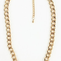 Material Shawty Necklace