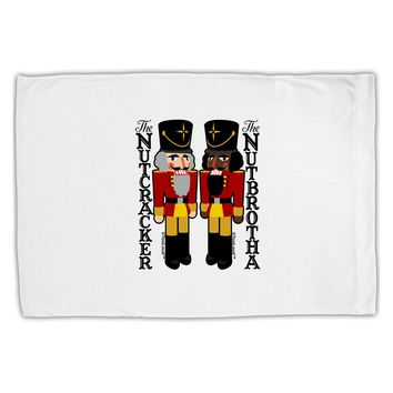 The Nutcracker and Nutbrotha Standard Size Polyester Pillow Case by TooLoud