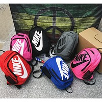 NIKE Fashion leisure school bag