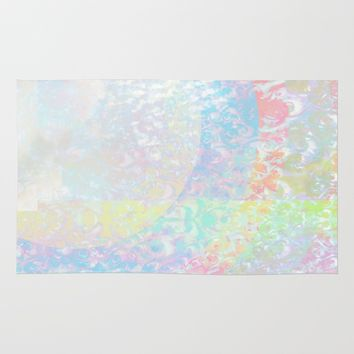 The Grey Area Rug by Ben Geiger