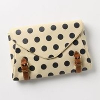 Polka Rounds Clutch - Anthropologie.com