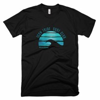 Icon Tribe Surf Club - Mens Tshirt