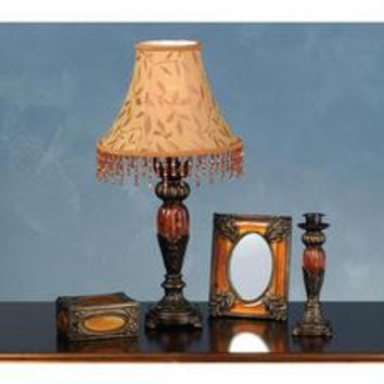 Amherst 4 Piece Vanity Set Novelty Lamps And Accessories