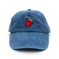 Red Cup Outdoors Cap (Navy)