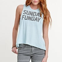 Riot Society Sunday Funday Tank at PacSun.com