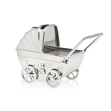Baby Carriage Money Bank