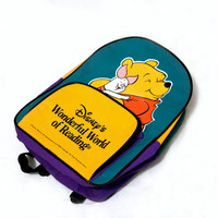 VINTAGE Winnie The Pooh Backpack - Kids Backpack