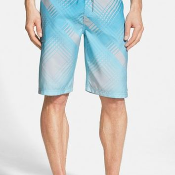 Men's Hurley 'Ray' Stripe Board Shorts