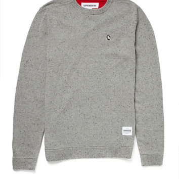 Supremebeing Jumper with Fleck