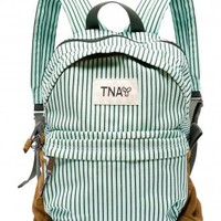 Stripe Backpack | Aritzia