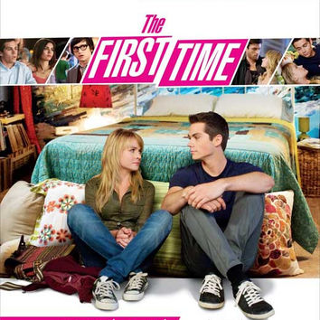The First Time 11x17 Movie Poster (2012)