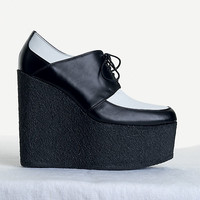 CÉLINE fashion and luxury shoes: 2013 Fall collection - Wedge - 3