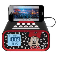 Minnie  Mouse Line in USB Alarm Clock