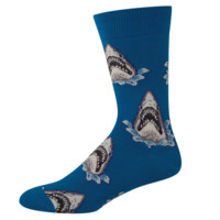 Shark Attack Socks