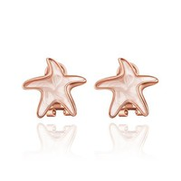 MLOVES Women's Classical Delicate Little Starfish Ear Cuffs
