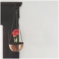 Hanging Metal Dome Planter - Urban Outfitters