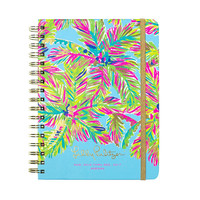 17 Month Large Agenda {Island Time} - Lilly Pulitzer