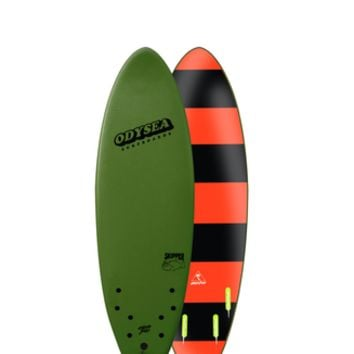 "Catch Surf Odysea Skipper 5'6"" & 6' Quad Surfboard"