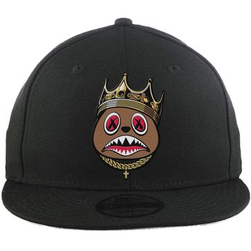 East Baws - New Era 9Fifty Black Snapback Hat