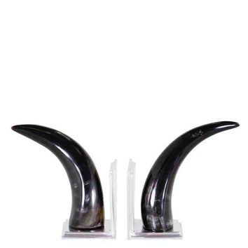 Eichholtz Bookend Horn - Set of 2