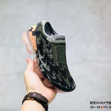 Child NIKENIKE AIR VAPORMAX FK MOC generation children's shoes