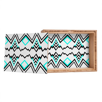 Elisabeth Fredriksson Wicked Valley Pattern 1 Storage Box