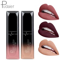 🔥🔥Pudaier 21 Color Waterproof Metal Color Lip Gloss/Stick 🔥🔥