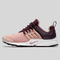 AUGUAU Nike Wmns Air Presto Port Wine Particle Pink-Summit White