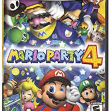 Mario Party 4 for the Gamecube (Disc Only!)
