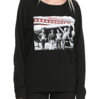 Led Zeppelin Plane Girls Pullover Top