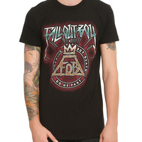 Fall Out Boy Death Do Us Part T-Shirt