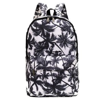 School Backpacks for kids for college rucksack fashion canvas bags