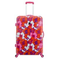 French West Indies 28-Inch Hardside Spinner in Purple Floral