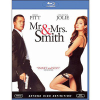 Walmart: Mr. And Mrs. Smith (Blu-ray) (Widescreen)