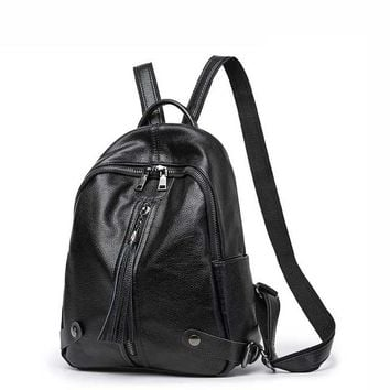 University College Backpack KAIDESE European and American fashion trend ladies  Korea  wind bag travel AT_63_4
