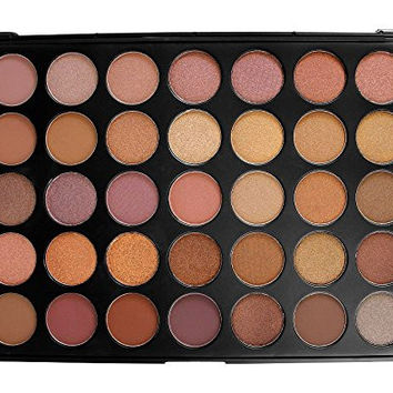 Professional Epic 35 Color Eyeshadow Makeup Contour Beauty Pigmented Palette